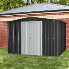 4x8 Metal Storage Shed by Globel Industries Shedsdirect Com
