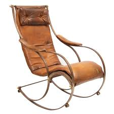R. W. Winfield & Co Steel & Leather Rocking Chair Cheap Modern Rocking Chair Find Joseph Allen Wayfair Concrete Rocking Chair Lichterloh Baby Czech Republic 1950s American Gf058wy Sold Reviews Joss Main Allmodern Aries Milo Baughman Style Chrome Mid Century