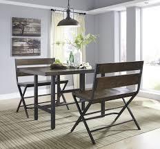 signature design by ashley kavara rectangular dining room counter