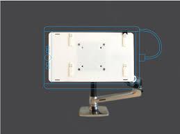 Lx Desk Mount Lcd Arm Cintiq by Mounting Bracket For Cintiq Companion U2014 Jared W Brown
