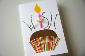 Cute Homemade Birthday Card Ideas Easy Diy Cards And Designs Or Creative