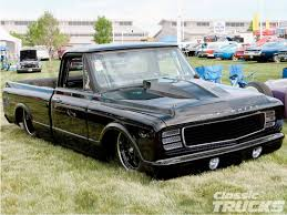 1968 Chevy C10 With A Touch Of 69 Camaro Just Bad Ass | 67 To 72 C ...