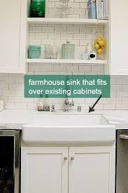 19 best diy farmhouse sink images on pinterest kitchen