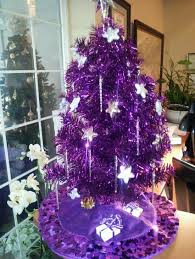 Purple Christmas Decorations 22