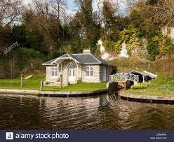 100 River Side House Picturesque Stone Riverside House And Boat Houseon The