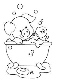 Comptines À Gestes Le Petit Poussin Contes Enfants Intérieur Comptines Des Petit Coloriage Un Petit Cochon Pendu Au Plafond
