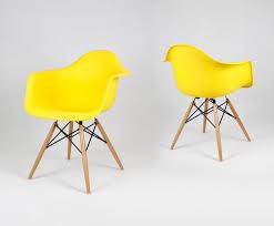sk design kr012f gelb sessel buche