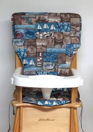 100 High Chair Pattern Eddie Bauer Pad Best Home Decoration
