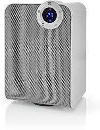 tronicxl smarter heizlüfter elektro elektrisch elektrisches heizgerät heizung lüfter bad badezimmer küche mit thermostat kompatibel mit