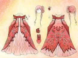 Angel Dress Design By Eranthedeviantart On DeviantART