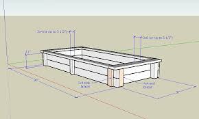 garden design garden design with diy planter box plans plans free