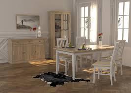komplettset komplett esszimmer speisezimmer weiß eiche struktur günstig möbel küchen büromöbel kaufen froschkönig24