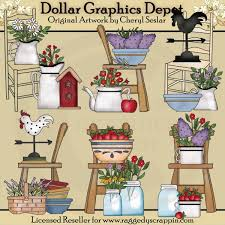 Country Graphics Clipart