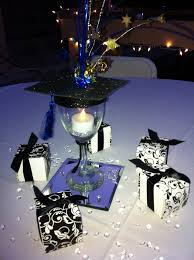 Graduation Table Decorations Homemade by This Beautiful Centerpiece Is About 24h And 11w The Cap Is About