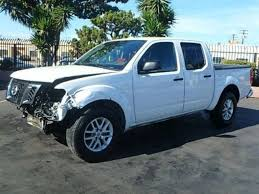Brake And Lamp Inspection Fresno Ca by Nissan Frontier Crew Cab S Pickup In California For Sale Used