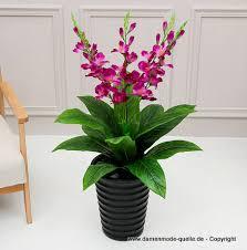90 cm künstliche blume in lila wohnzimmer dekoration