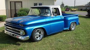100 1963 Chevy Truck S S Auto Body Of Clarence Inc