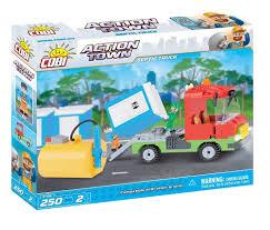 COBI 1788 Septic Truck Building Block | EBay