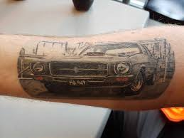 Gte Other S And Opel Muscle Car Tattoos Manta A