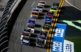 100 Nascar Truck Race Results Racing News