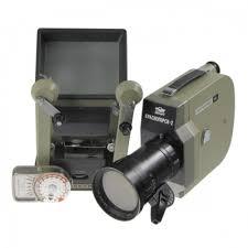 100 Krasnogorsk 2 Trusa De Filmat Pelicula 16mm SH35491
