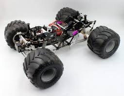 100 Rc Model Trucks Monsters Of Scale Hetmanski Hobbies RC Monster Shapeways
