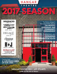 Christmas Tree Shop Syracuse Ny Flyer by Hangar Theatre 2017 Playbill Magazine By Hangar Theatre Issuu