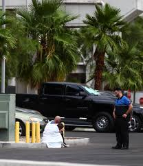 Caesars Palace Front Desk by 1 Missing 7 Rescued After Flooding Near Las Vegas Strip U2014 Video