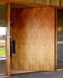Architectural Pivot Door