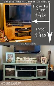 Remodelaholic | Turn An Entertainment Center Into A TV Console Table Ertainment Armoire For Flat Screen Tv Abolishrmcom Wall Units Teresting Wall Unit Stand Tv Eertainment Broyhill Living Room Center 3597 Gray Tv Stands Fniture The Home Depot Centers Havertys Ana White 60 Flat Screen Led Diy Camlen Antiques And Country Armoires Cabinets Glamorous Oak Units Centers 127 Best Upcycled Images On Pinterest Solid Rosewood Center Cabinet Aria Armoire In Antique Vintage Smoked Pecan Corner Small Computer Desk Bedroom Wardrobe