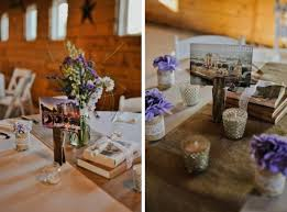 A Fusion Of Rustic And Vintage That Will Please Many Farm Wedding Brides To Be This Table Has The Added Aspect Travel Thanks Giant Wooden Pegs