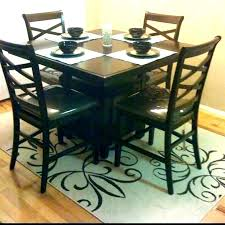 Walmart Dinner Table Dining Room Sets At Kitchen Pads