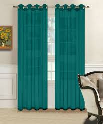 Blue Sheer Curtains Uk by Best 25 Teal Curtains Ideas On Pinterest Window Curtains