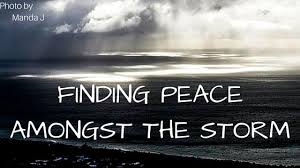 FINDING PEACE Has Become Essential In Order To Survive The Chaos Stress Worry And Busyness Of Normal Life When We Are Overwhelmed First Thing