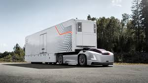 100 Comcar Trucking Volvos Made A Selfdriving Truck Called Vera Top Gear
