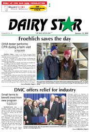 100 Milk Truck Tester January 12 2019 Zone 2 By Dairy Star Issuu