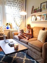 Narrow Apartment Living Room Small