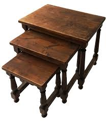 Vintage Medieval Style Nesting Tables - Set Of 3 Amazing Medieval Dning Table With 6 Chairs In Se3 Lewisham Artstation Medieval And Chair Ale Elik Calcot Manor Console Table Sims 4 Peasants Kitchen Counters Set Design Impressive Decoration Wayfair Round Ding Tapestry Banqueting Hall Wooden Floors Unique And Chairs Thebarnnigh Fniture Wikipedia Trestle Style China Cabinet Idenfication Battle Themed Chess Set