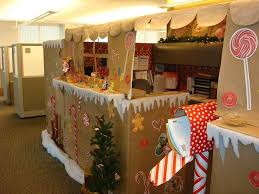 christmas cubical decor christmas decor pinterest