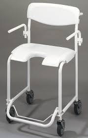 chaise de à roulettes alizé de invacare a2m santé