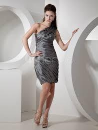 knee length gray dress dress images