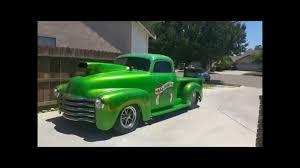 49 Chevy Drag Truck