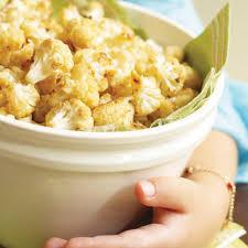 cuisiner le chou fleur pop corn de chou fleur ricardo