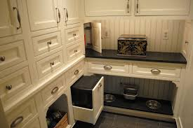 Food Storage Ideas Laundry Room Traditional With White Marble Kitchen Design