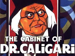 Cabinet Of Dr Caligari 1962 by Nosferatu White City Cinema