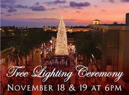 Fashion Island Is Returning To Its Classic Tree Lighting Tradition With The Annual Ceremony On November 18 19 From 6pm 630pm In Neiman Marcus