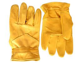 gardening glove tan leather gloves for men pittards