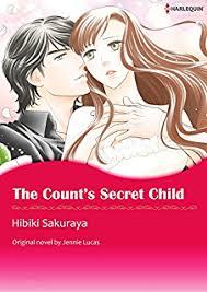 The Counts Secret Child Harlequin Comics