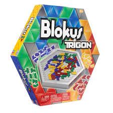 Blokus Trigon Game Amazon Exclusive