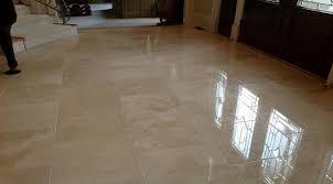 sealing marble tiles in bathroom